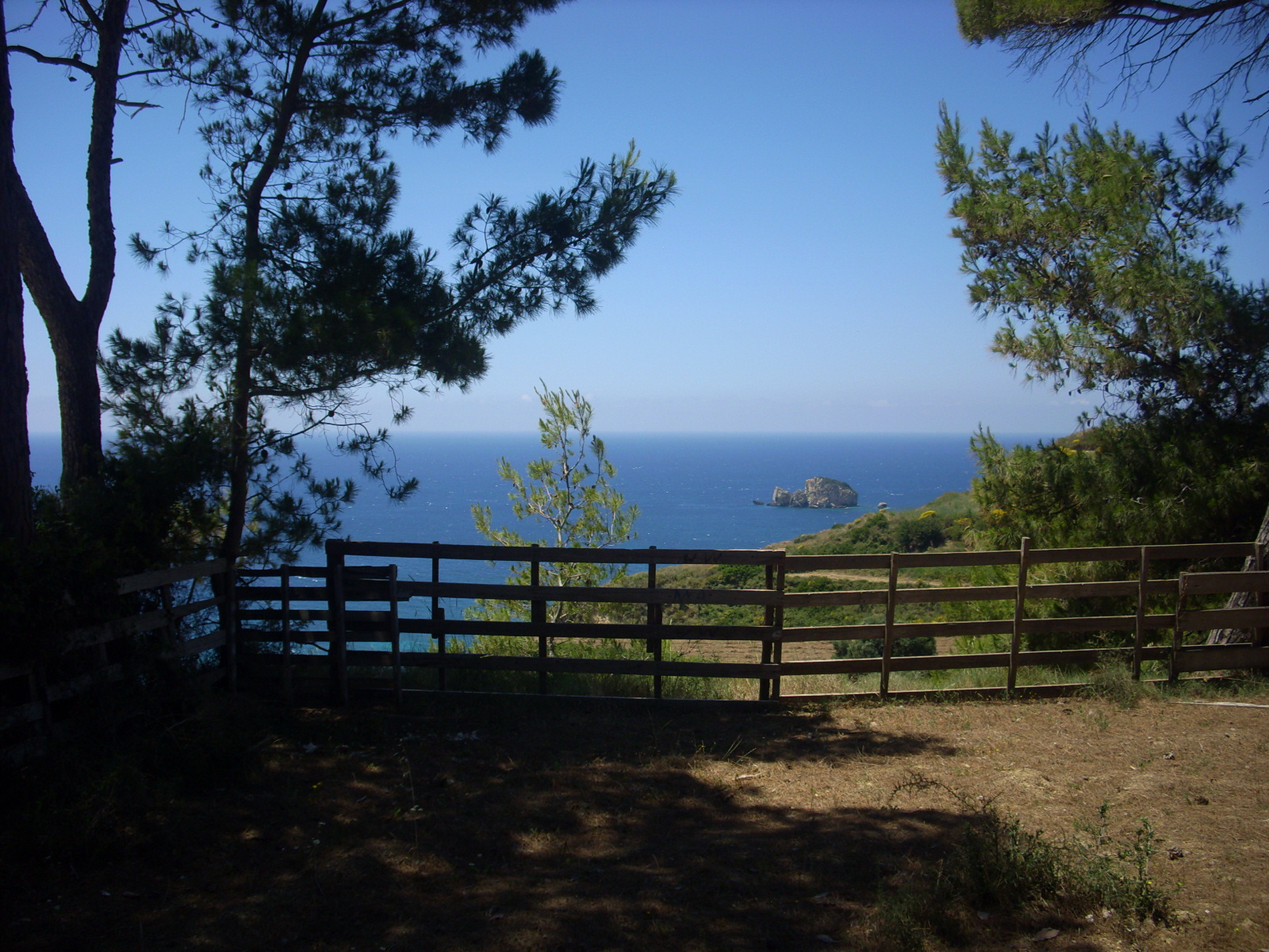 Land For Sale In Spartia Village – Liakas Area – Overlooking Dias Island