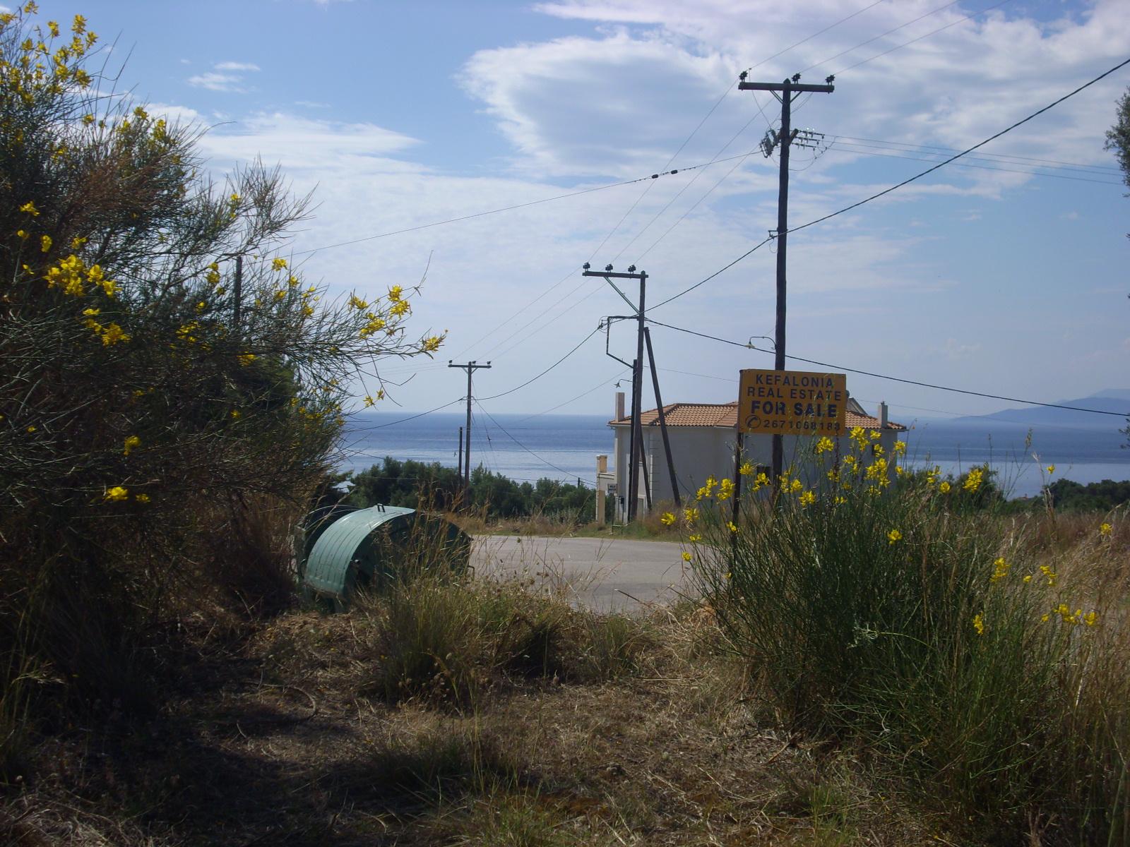 Plot In Pessada Village Near The Beach