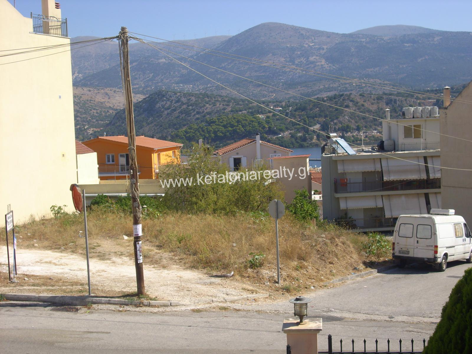 Plot For Sale In Argostoli